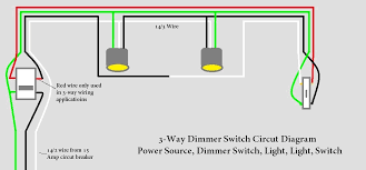 wiring a 3 way dimmer light switch circuit diagram power source in how to wire a 3 way dimmer switch diagrams at How To Wire A 3 Way Dimmer Switch Diagrams
