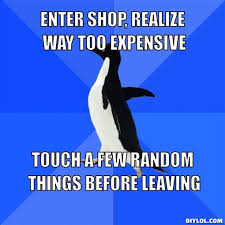 Socially Awkward Penguin Meme Generator - DIY LOL via Relatably.com