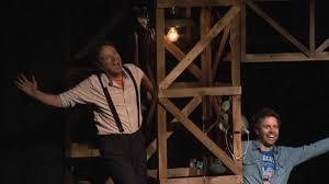 Holdenarts  The 13Story Treehouse13 Storey Treehouse Play