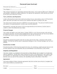 Project Contract Templates Financial Loan Agreement Template Contract Project Finance – mklaw