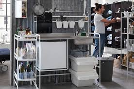Sunnersta La Kitchenette Ikea Abordable Et Facile à Monter