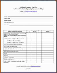 Weekly Landscape Maintenance Machine Maintenance Checklist Template