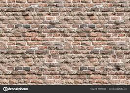 endless seamless pattern old brick wall stock photo