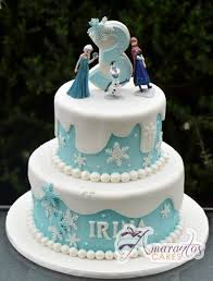 Frozen Olaf Birthday Cake Google Search Cakes Frozen Cake