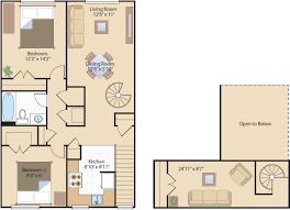 2 bedroom loft. 2 Bedroom / Bathroom With Loft