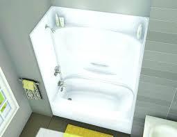 1 piece shower tub wondrous 1 piece tub shower home depot bathroom decor 1 piece tub 1 piece shower tub