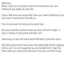 birthday love letters love letter for boyfriend long distance x my to letters
