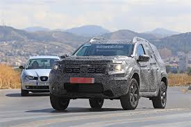 2018 renault duster india. exellent duster the next generation 2018 renault duster is spied testing design now  more macho and suv like especially at the front for renault duster india