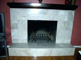 refinish fireplace reface brick granite refacing a painted with stone veneer ideas fireplace reface