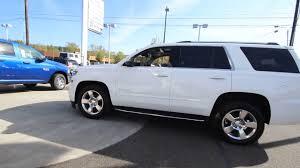 2015 Chevrolet Tahoe LTZ   White   FR222399   Mt Vernon   Skagit ...