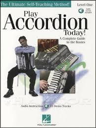 Accordion Accordion Lessons Book