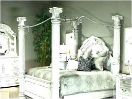 California King Bedroom Set Cal King Canopy Bed King Canopy Bed ...