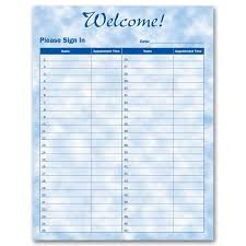 sign in sheet pdf business sign in sheet template kays makehauk co