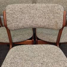 dining chair best walnut dining room chairs lovely erik buch walnut dining chairs for o d