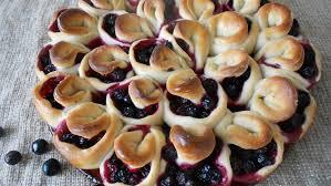 Черничный пирог рецепт с фотографиями 🍴 📖 как приготовить в  Черничный пирог Шаг 6