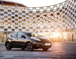 new car releases in ukNissan Leaf  price and specs for the new Black Edition revealed