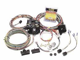 jeep cj3 wire harness wiring diagram for you • wiring harness 12 circuit dash ignition front fuse block spade rh wpsracing com jeep cj4 jeep