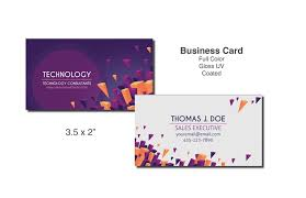 Sales Business Cards Business Cards 14 Pt Gloss
