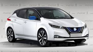 2018 nissan 380z. simple nissan 2018 nissan leaf rendered throughout for nissan 380z
