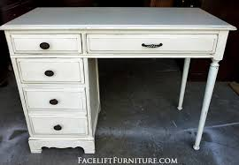 paint distress antique furniture. distressed antiqued white desk from facelift furnitureu0027s u0026 vanities collection paint distress antique furniture r