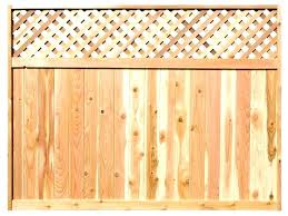Wood fence panels door Lattice Decorative Wood Fence Panels Decorative Fence Toppers Wood Fence With Lattice Top Diagonal Lattice Top Fence Odstresownik Decorative Wood Fence Panels Odstresownik