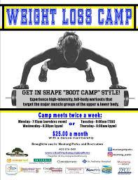 Weight Loss Camp   City of Mustang Oklahoma