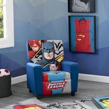 justice league toddler armchair dc