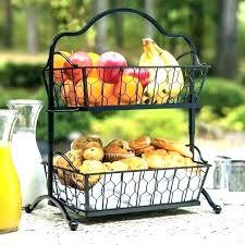 fruit holder for kitchen 3 tier basket stand kitchen fruit basket holder tiered stand kitchen fruit