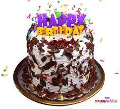 Birthday Cake Gif Find On Gifer