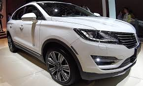Lincoln Mkc Redesign Unusual Review Best Small Crossover Toyota ...