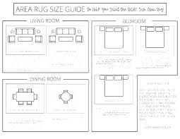 living room area rug size dimensions for queen bed what dining table ide guide the ultimate