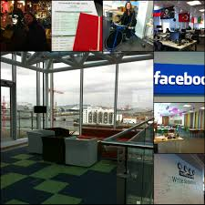 facebook office in dublin. Google And Facebook In Dublin Office