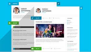 Shiftcv Blog Resume Portfolio Wordpress Template Website All Best