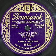 Faccetta Nera (Marcia) : Banda Polydor : Free Download, Borrow, and  Streaming : Internet Archive