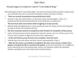 essay topics on the iliad