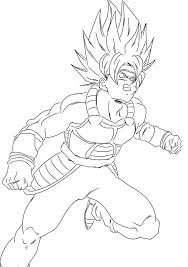 Free Printable Dragon Ball Z Coloring Pages For Ball Z Free