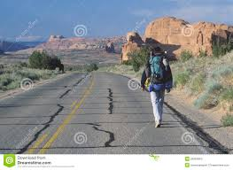 Image result for pictures of walking on highway
