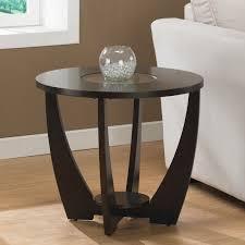 Shop Strick Bolton Archer Espresso End Table With Shelf Free