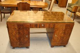 ... Stunning Glass And Wood Desk Photos Ideas Furniture Brown Accent  Paintted Oak Office With Table Top ...