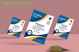 Editable Flyer Template Editable Flyer Template