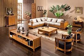 these can be chosen for both smaller living rooms and bigger living rooms wooden sofa set designs for small living rooms are