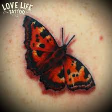 олег Barrymore тату салон в москве Love Life Tattoo тату студия