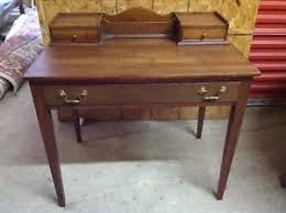 small writing table. Image Is Loading Traditional-Small-Solid-Cherry-Wood-Writing-Desk-By- Small Writing Table