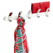 Red Coat Rack Venea 100Hook Coat Rack The Container Store 71