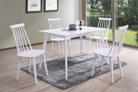 isla dining table white