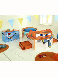 Disney Planes Dusty Startime Toddler Bed With Under Storarge