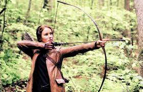 funky mbti in fiction · the hunger games katniss everdeen istj  image