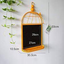 Birdcage Memo Board Simple Memo Boards American Style Birdcage Wall Mount Billboard Storage