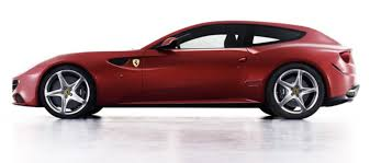 Volvo and nissan earn top safety pick+ awards from iihs. Ferrari Ff Is A 208mph 4wd Four Seater With Love It Or Hate It Style Slashgear