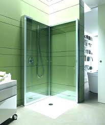 sliding shower doors without bottom track showers extra large shower enclosures folding shower enclosure by offers